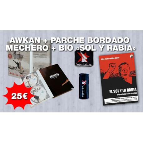 Oferta  libros + dvd