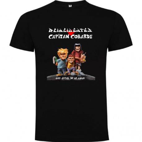 Camisetas los hijos de la calle