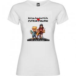 Camisetas los hijos de la calle mujer