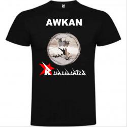 Camiseta Awkan