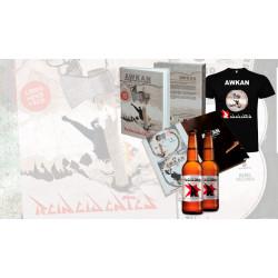 Oferta Libro+Camiseta+Cerveza