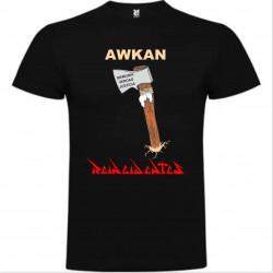 Camiseta Hacha
